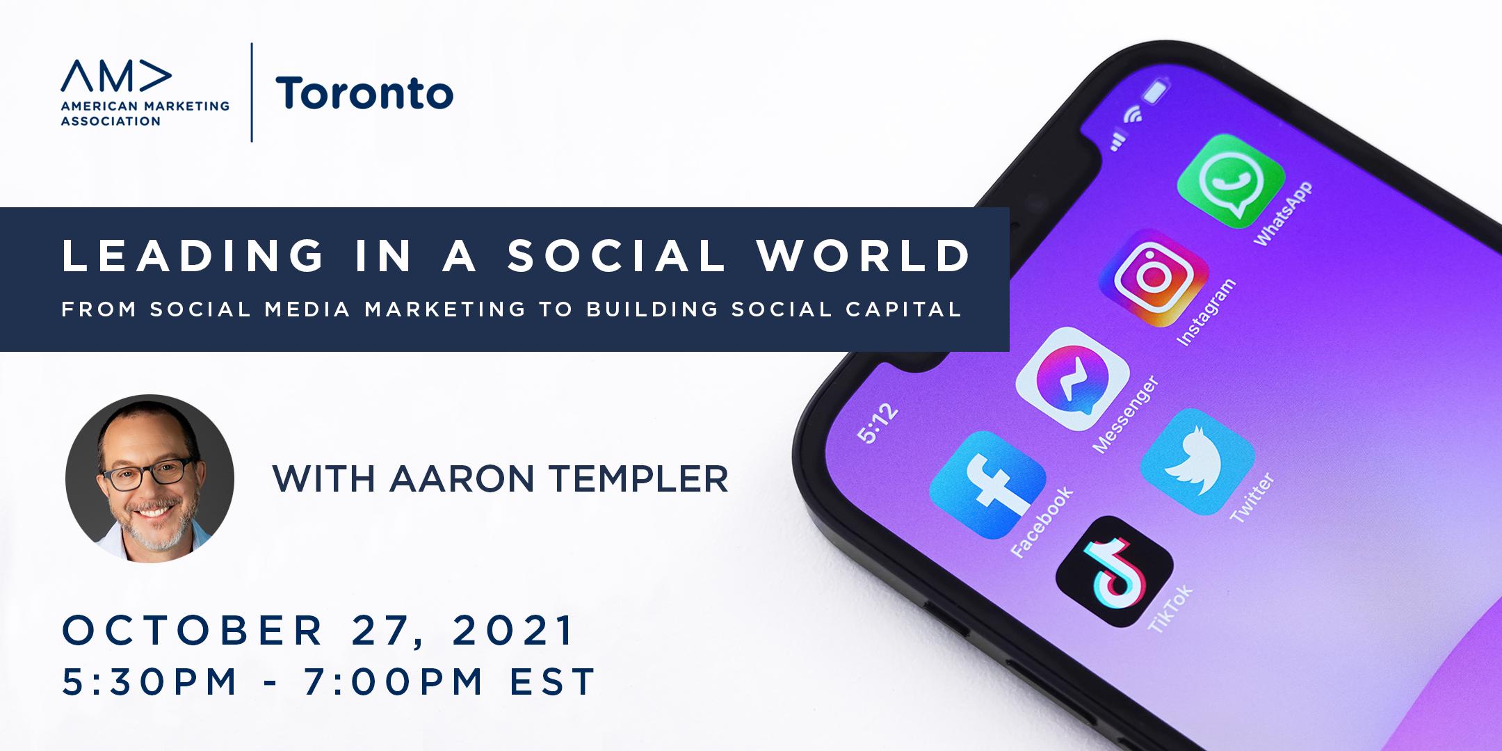 AMA Toronto – Marketing Network Group